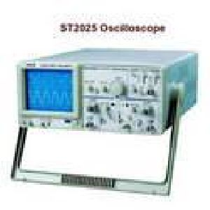 Dual Trace Analog Oscilloscope