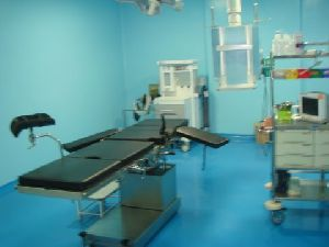 Epoxy Self Leveling Antistatic Flooring - Clean Tech Asf(m)