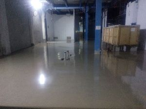 Self Leveling Epoxy Flooring - Clean Tech Esls - Epoxy Screed