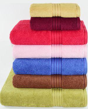 Luxury Solid Bath Towel
