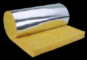 Resin Bonded Fibre Glass Wool