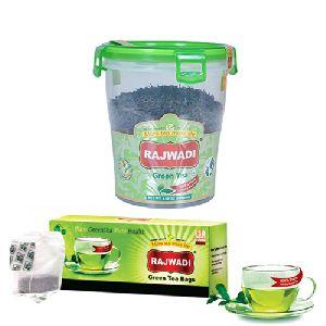 Rajwadi Green Tea