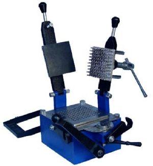 Powder Coated Capsule Filling Machine
