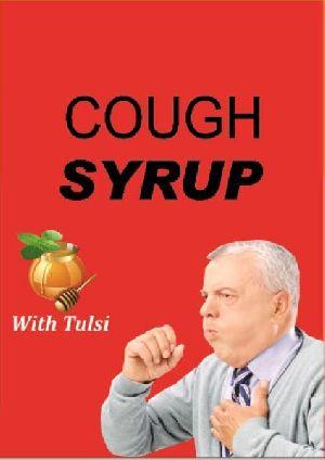 Ayurvedic Tulsi Cough Syrup