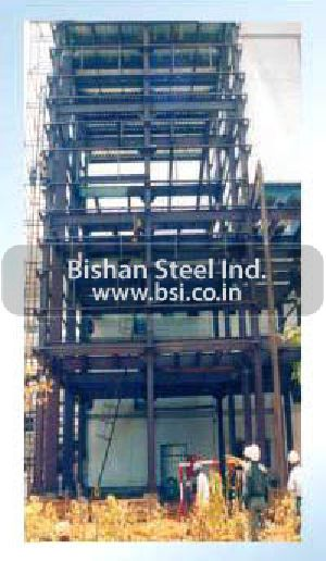 Heavy Steel Structural Works