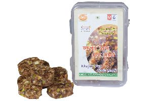 khajur dry fruits barfi