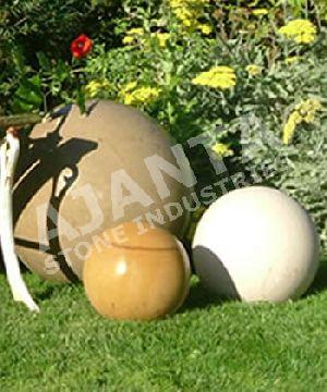 Natural Stone Spheres