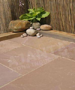 Sandstone Paving, Tiles And Slabs