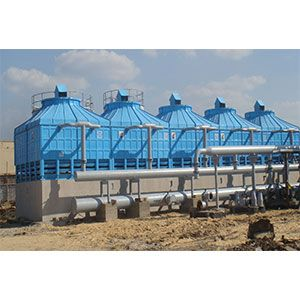 Frp Package Cooling Tower
