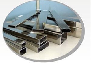 Rectangle Stainless Steel Pipes