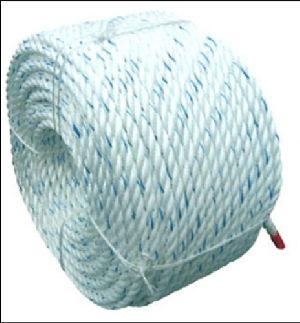 White Polypropylene Ropes