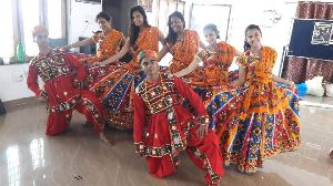 Haryanvi Dance Costume