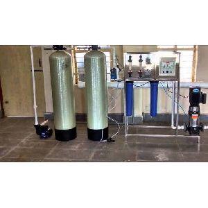 1000L Reverse Osmosis Plant