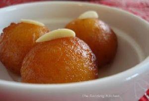 Gulab Jamun Ghee Sweet