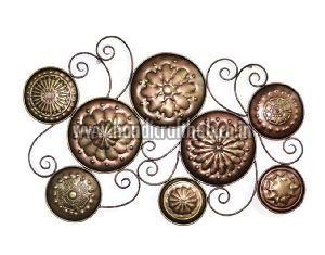 Iron Craft Decorative Jona Wall Art