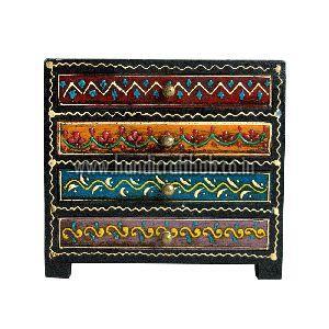 Wooden Big Drawer Set