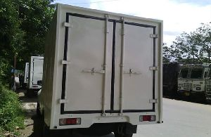 Puf Insulated Refrigerated Van