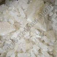 White Ammonium Alum