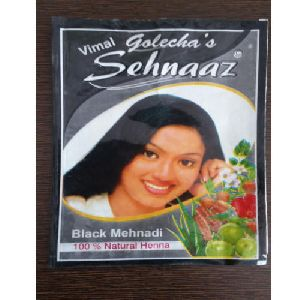 Black Mehandi Powder