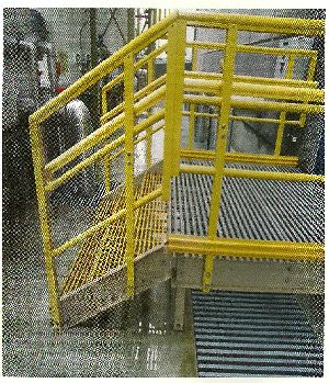 Grp Handrail Systems