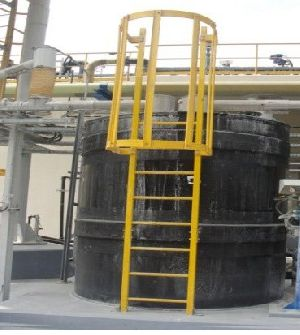 Grp Safety Cage Ladder System