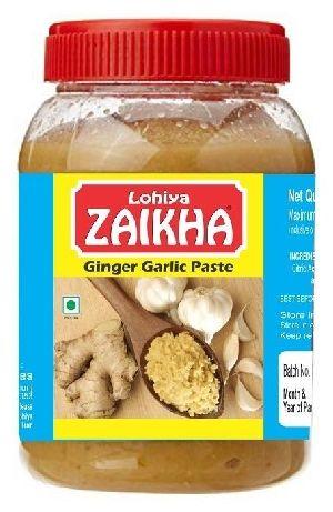 500 Gm Ginger Garlic Paste