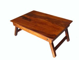 Wooden Folding Bed Tables