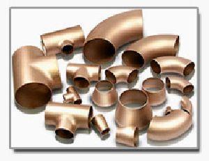 Copper Alloy Butt Weld Fittings