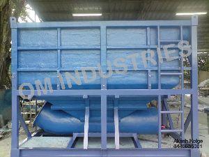 FRP Water treatment tank