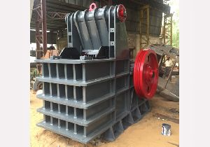 Duromech Double Toggle Grease Type Jaw Crusher