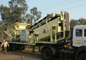 Duromech Mobile Crushing Plant