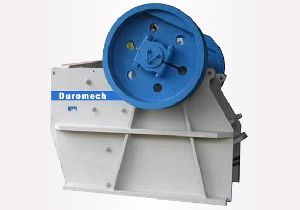 Duromech Single Toggle Grease Type Jaw Crusher