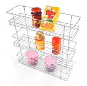 Kitchenware Triple Basket Pull Out Racks