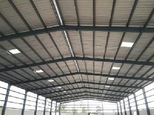 Metal Roof Sheet Installation Work Service