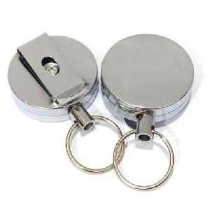 Stainless Steel ID Card Clip