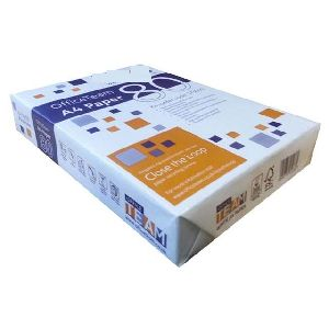 Wholesale International Size A4 / 80 GSM A4 Copy Papers , office paper / Paper One / Double A