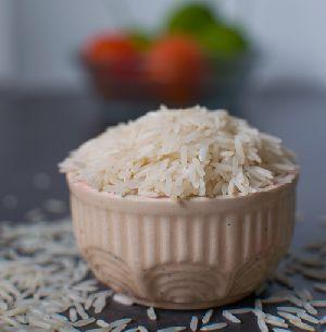 White/raw Basmati Rice