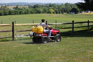 Tractor Mounted Multipurpose Sprayer