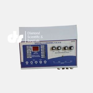 Digital Four Channel Tens Machine