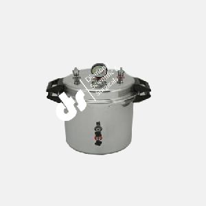 Pressure Cooker Type Portable Autoclave