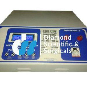 Solid State Diathermy Machine