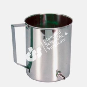 Stainless Steel Irrigator Jug