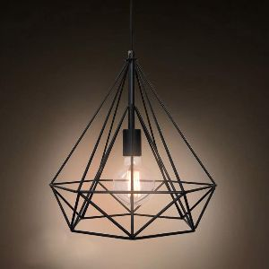 Iron Hanging Lights