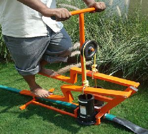 Irrigation Treadle Pump