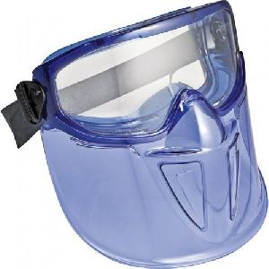 Pvc Half Face Shield Helmet