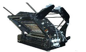 Double Profile Paper Corrugation Making Machine