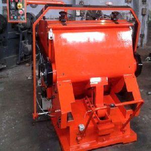 Manual Platen Press Machine