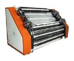 High Speed Corrugation Making Machine