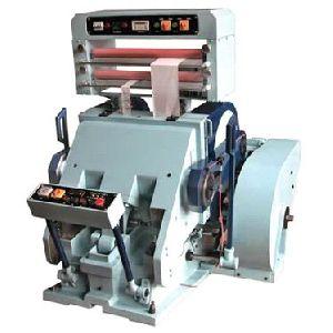 Hot Foil Die Cutting Machine