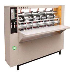 Thin Knife Paper Creasing Machine